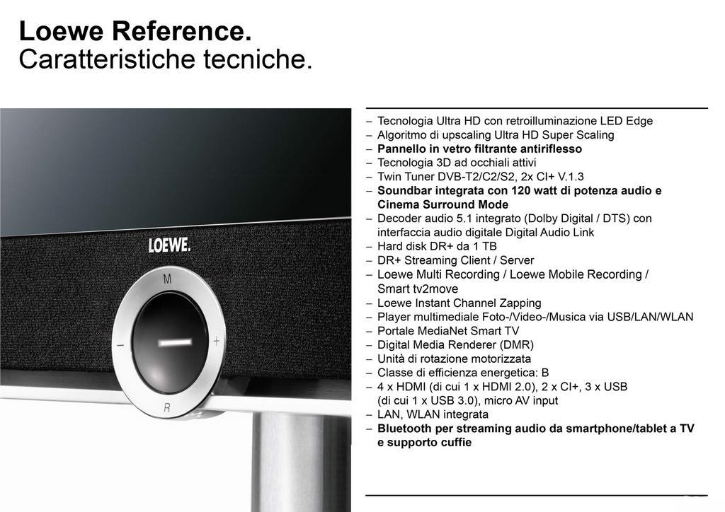 loewe reference 55 uhd. Black Bedroom Furniture Sets. Home Design Ideas